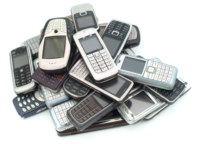 Recycling-cell-phones